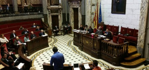 Pleno laicidad Valencia 2017 b