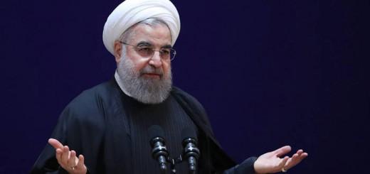 Presidente de Iran Hassan Rouhani 2017