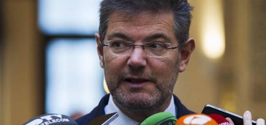 Rafael Catala ministro de Justicia