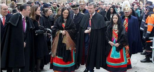 San Lesmes alcalde Burgos 2017