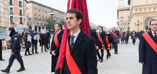 San Valero Zaragoza 2017 concejales