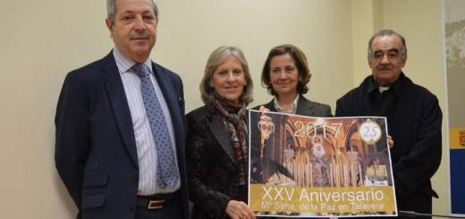 Talavera patrocina aniversario procesion 2017