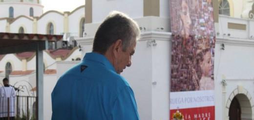 alcalde Iribarre en Venezuela actos Divina Pastora 2017