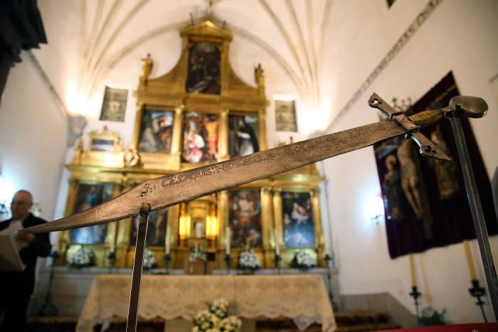 alcaldesa Toledo entrrega convento 2017 b
