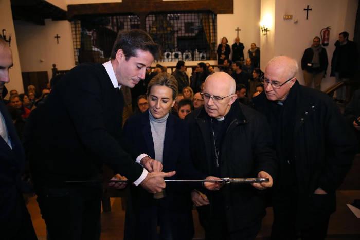 alcaldesa Toledo entrrega convento 2017