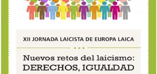 cartel Jornada Laicista Murcia 2017
