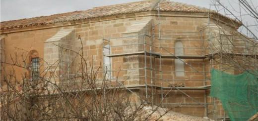 iglesia de Miravete en Teruel 2017