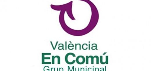 logo Valencia en comu