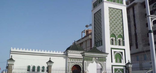 mezquita ceuta