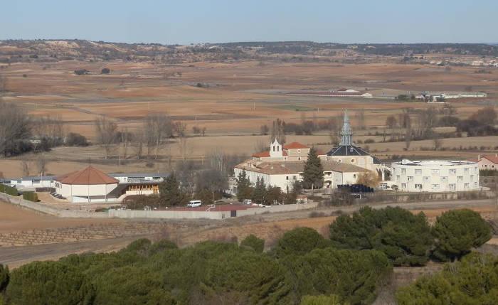 Monasterio monjas Aranda de Duero