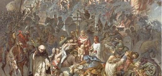 peersecucion judios medieval