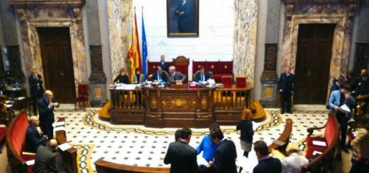 pleno ayuntamiento Valencia 2017
