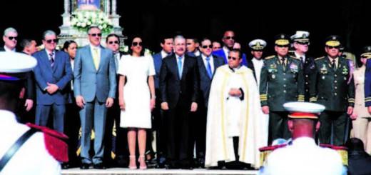 presidente dominicano misa Altagracia 2017