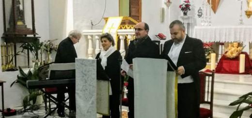recital en Fondon Almeria