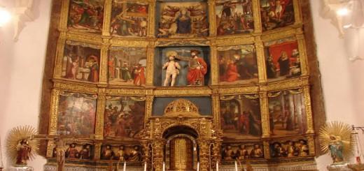 retablo iglesia Camerana en Toledo
