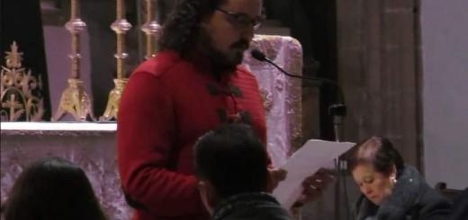 voto alcalde Medina Sidonia Cadiz a la Virgen 2017