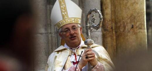 Alfonso Carrasco Rouco obispo Lugo 2017