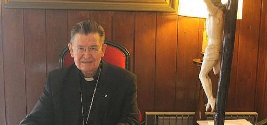 Antonio Ceballos obispo emerito Cadiz