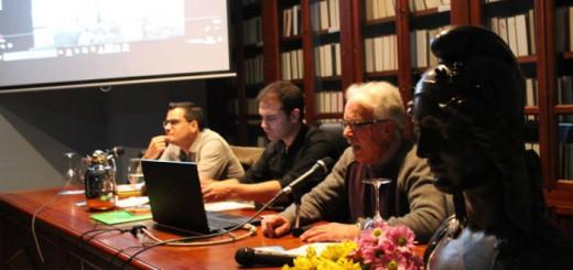 Conferencia Cesar Tejedor VI Febrero Republicano 2017 Sevilla