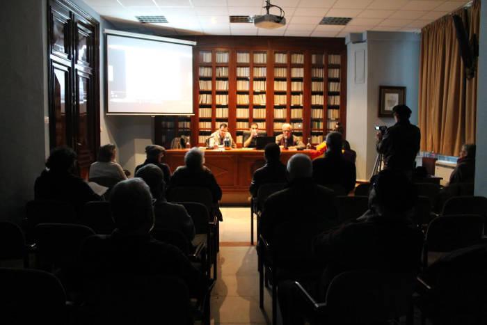 Conferencia Cesar Tejedor VI Febrero Republicano 2017 Sevilla b