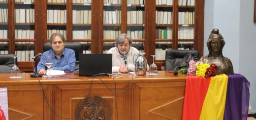 Conferencia Francisco Delgado VI Febrero Republicano 2017 Sevilla a