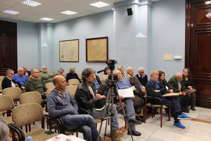 Conferencia Francisco Delgado VI Febrero Republicano 2017 Sevilla c