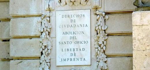 Constitucion 1812 Cadiz