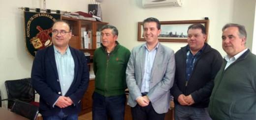 Diputacion Albacete apoya cofradias de Tobarra 2017