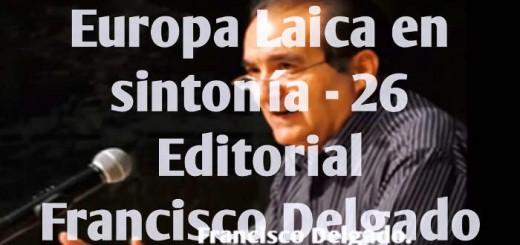 ELS 26 Editorial