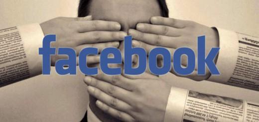 Facebook-censura