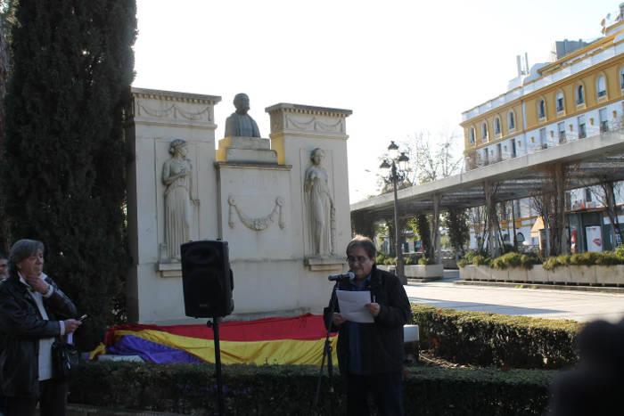 Francisco Delgado VI Febrero Republicano 2017 Sevilla