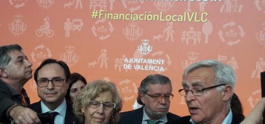 Joan-Ribo-Manuela-Carmena Encuentro fiscalidad Valencia 2017