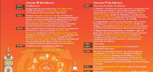 Jornadas municipalistas IBI Valencia 2017