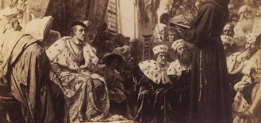 Lutero y el emperador Carlos