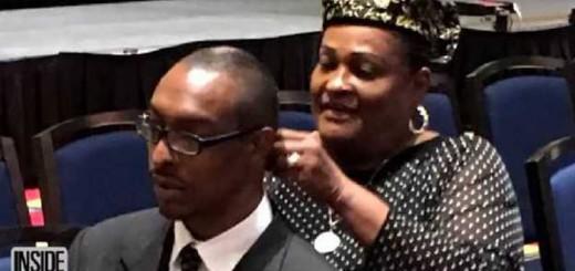 Muhammed Ali y su madre 2017 retenidos en USA por ser musulmanes