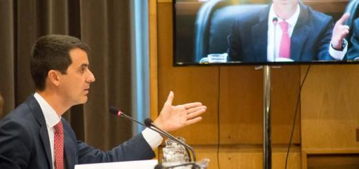 Pedro Navarro concejal PP Zaragoa 2017