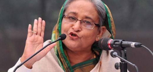 Sheikh Hasina primera ministra Bangladesh 2017