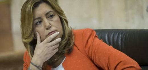 Susana Diaz presidenta Junta Andalucia