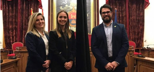 alcalde Elche presenta tripleta semana santa 2017