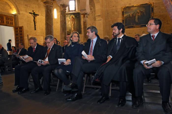 alcaldesa Toledo misa Cisneros 2017 a