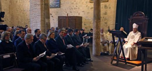 alcaldesa Toledo misa Cisneros 2017 b
