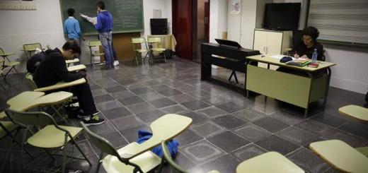 aula IES Madrid