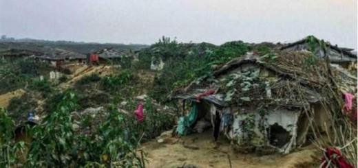 campo de refugiados rohinya