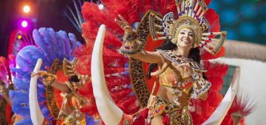 carnaval tenerife 2017