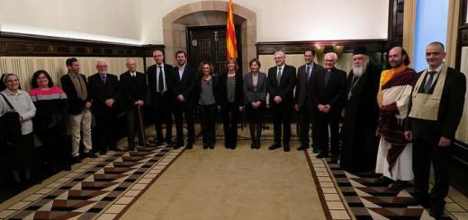 confesiones religiosas parlamento catalan 2017 a