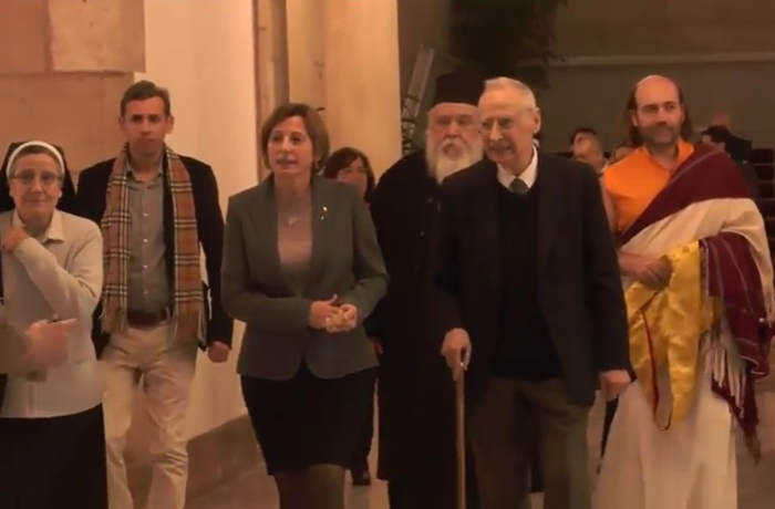 confesiones religiosas parlamento catalan 2017