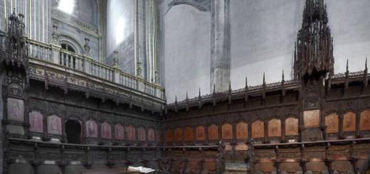 coro catedral Plasencia
