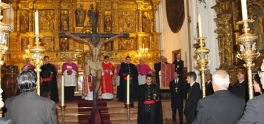 cristo mutilado catedral Malaga 2017