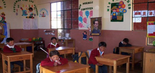 escuela Peru