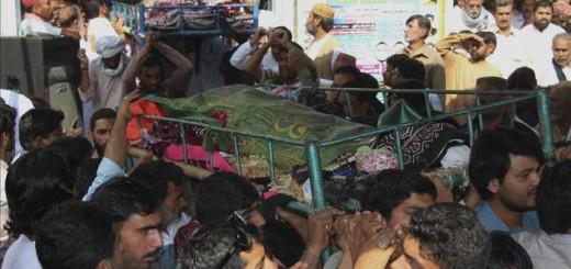 Mas de 30 muertos en operaciones antiterroristas en Pakistan tras atentado
